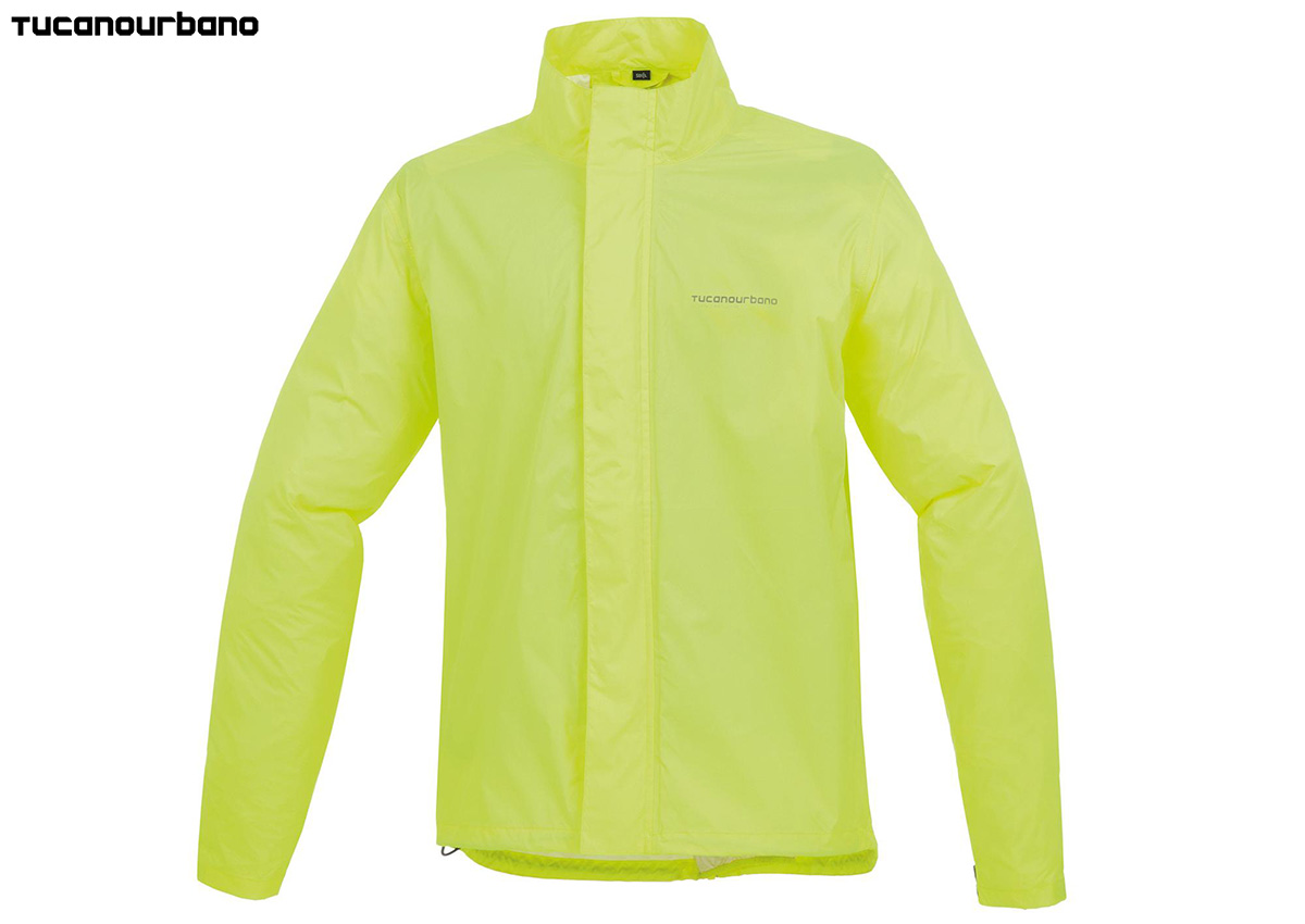 La giacca impermeabile Nano Rain Zeta Tucano Urbano 2020
