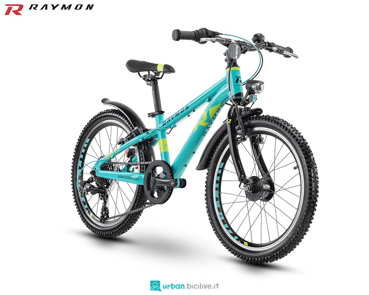 Una bici R Raymon TwoRay 1.0 Street 2020