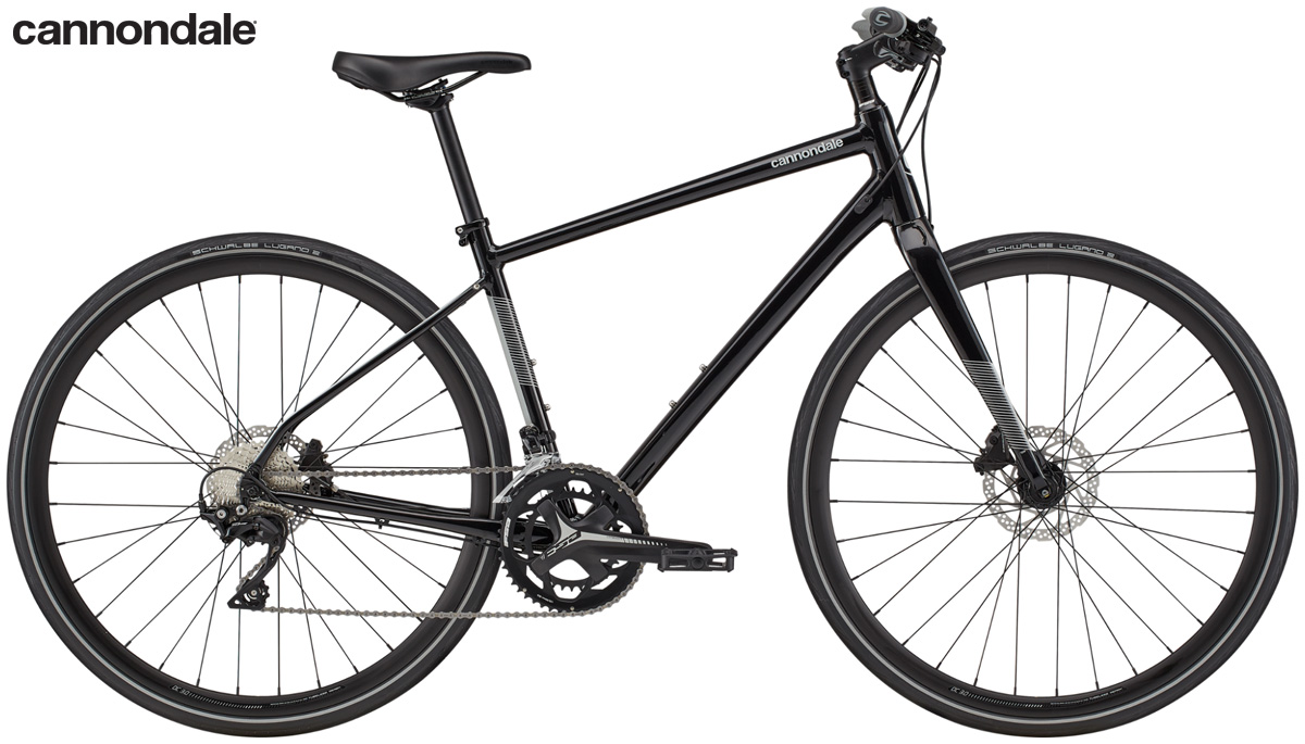 La bicicletta da città Cannondale Quick 1 anno 2020