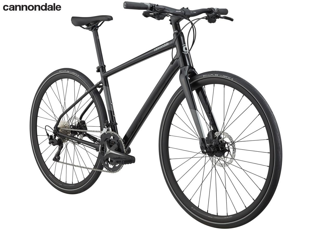 La bici per l'ambito cittadino Cannondale Quick 1 dal catalogo 2020