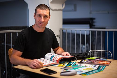 Matteo Cappè, il Direttore Responsabile di BiciLive.it