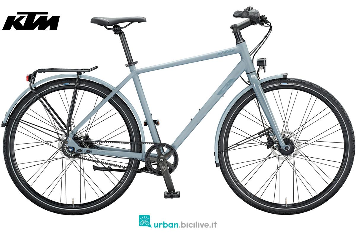 La bicicletta da passeggio KTM Kent