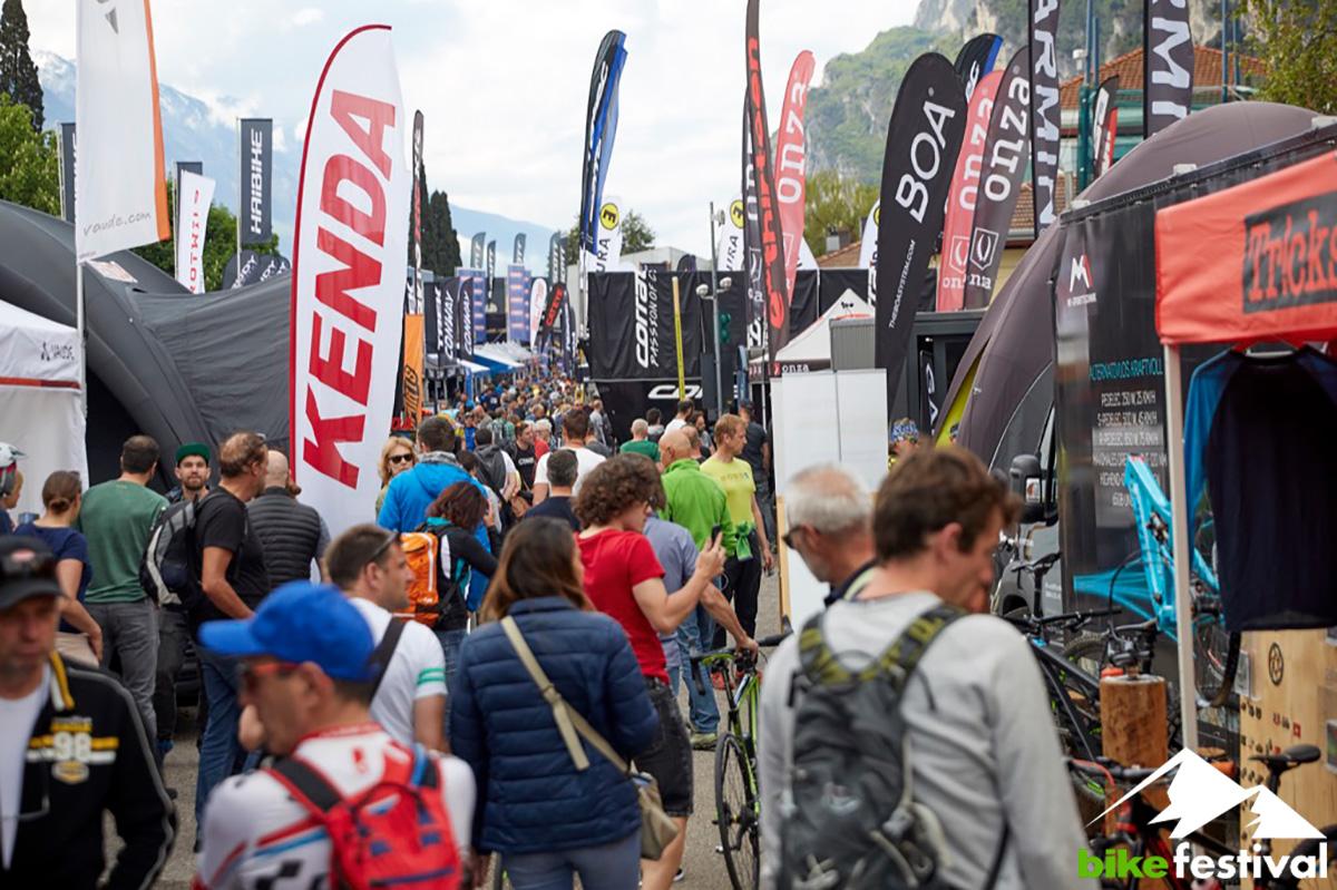 Bike Festival di Riva del Garda del 30 aprile 2021