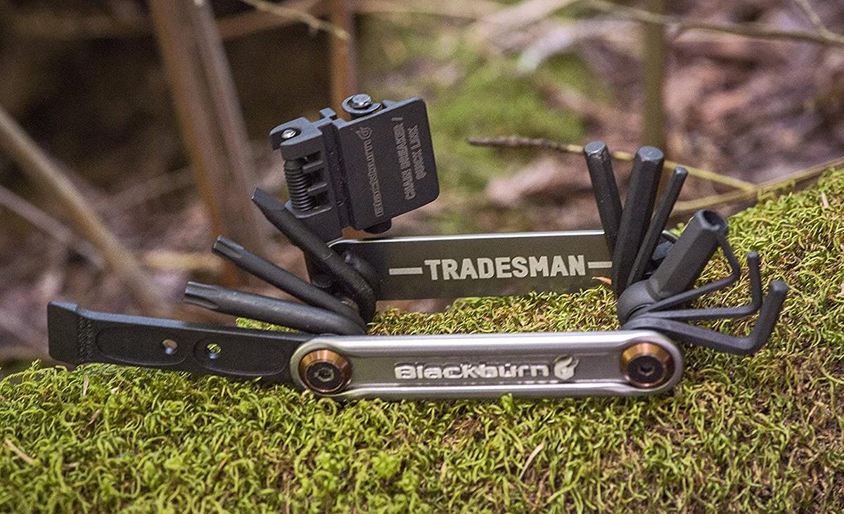 Il multi-tool per bicicletta Blackburn Tradesman
