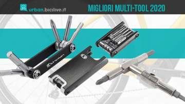 I migliori multi-tool per bicicletta del 2020 secondo BiciLive.it