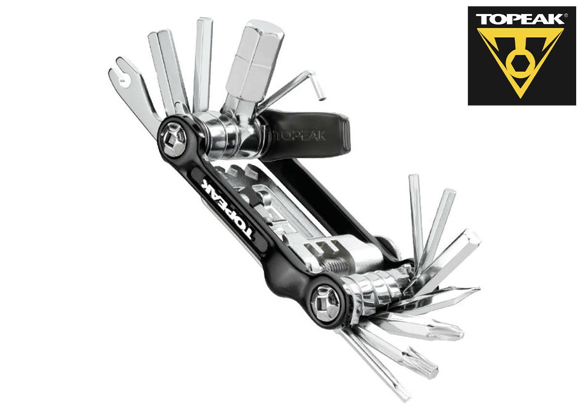 Il multi-tool per bicicletta Topeak Mini 20