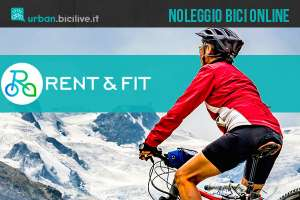 Rent & Fit piattaforma online per il noleggio di biciclette