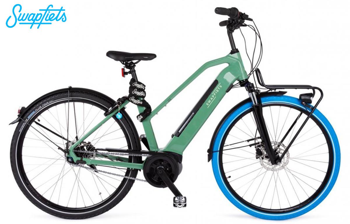 Swapfiets servizio di noleggio e assistenza bici e ebike 2020