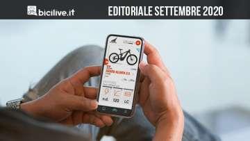 La nuova app di BiciLive per cercare e trovare l'ebike giusta