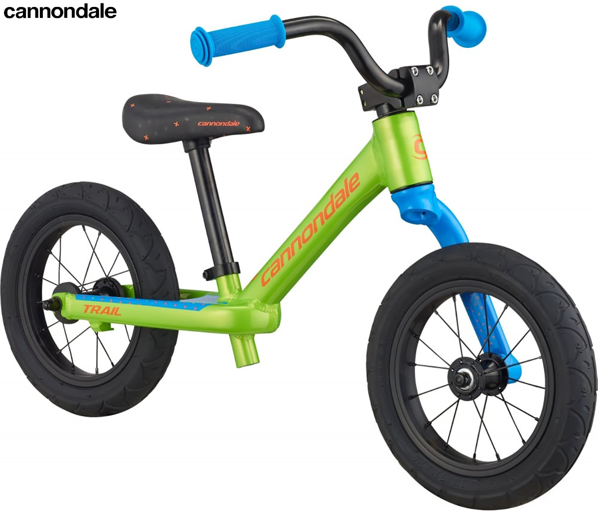 La bici per bambini senza pedali Cannondale Trail Balance Bike