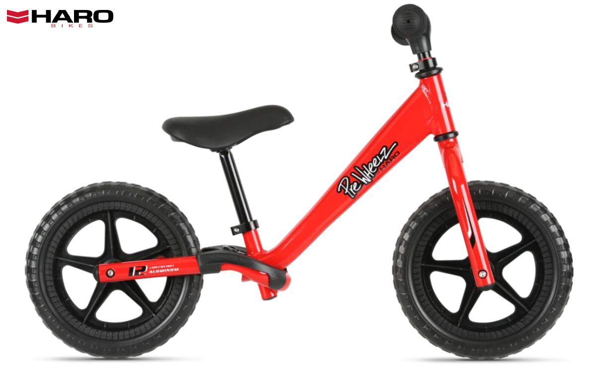 La balance bike Haro PreWheelz 12 EVA Gen 3