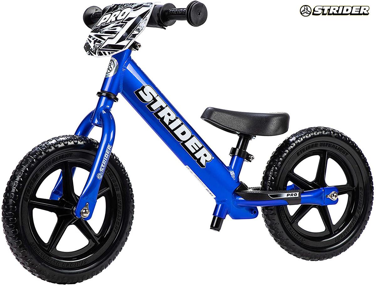 La balance bike per bambini Strider 12 Pro