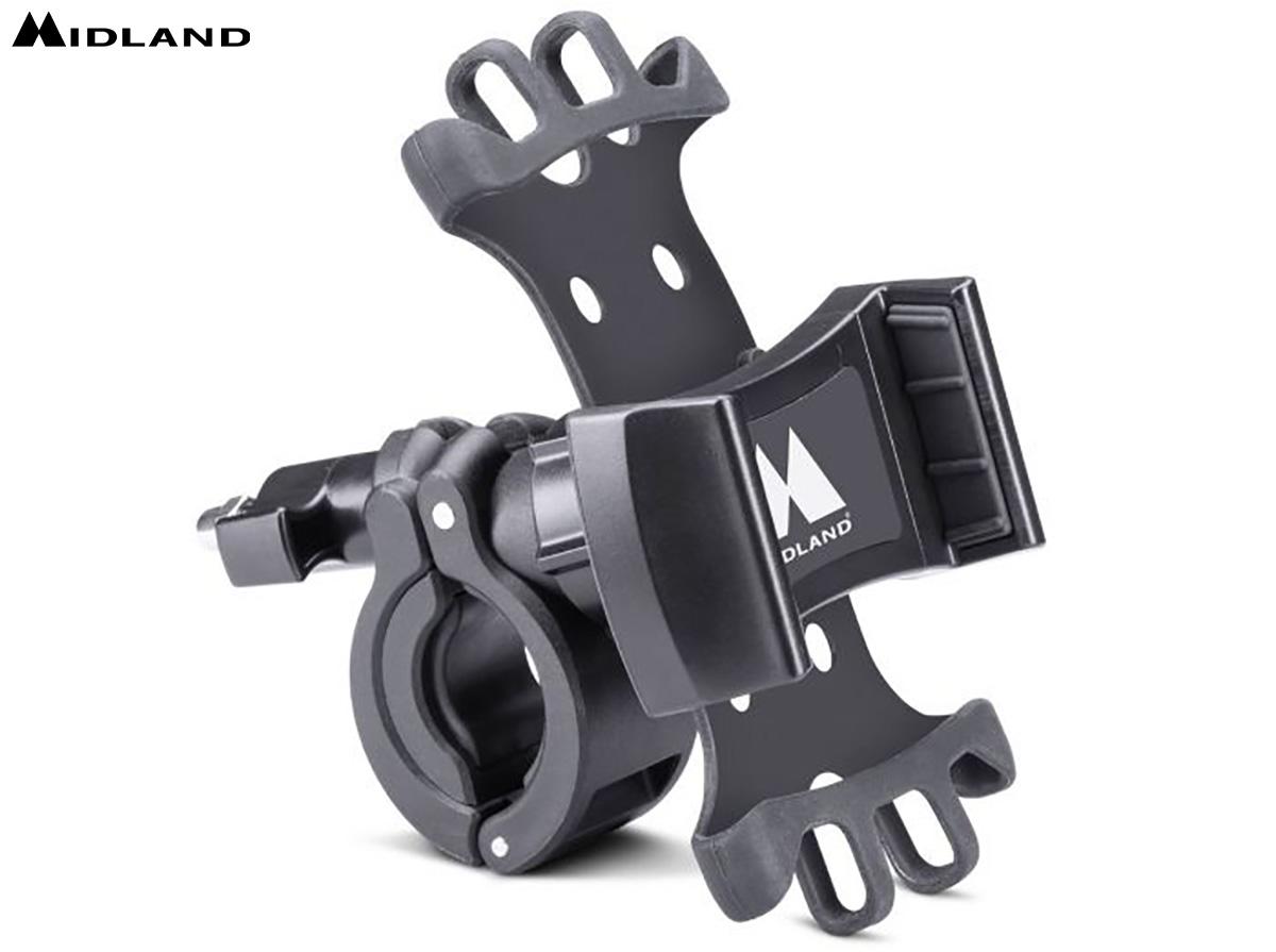 Il modello di supporto smartphone per biciclette Midland MH EASY
