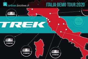 Trek Italia Demo Tour 2020: bike test con modelli 2021
