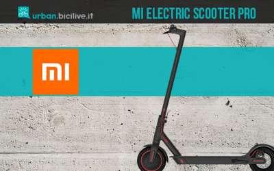 Il nuovo monopattino elettrico Xiaomi Mi Electric Scooter Pro