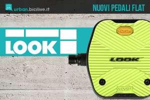 La nuova gamma di pedali flat LOOK in collaborazione con Vibram