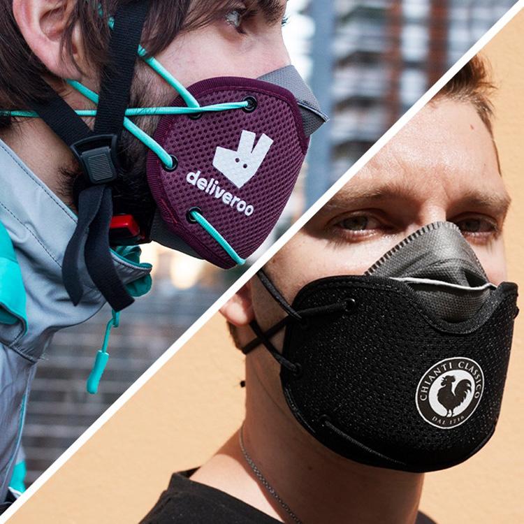 Mascherine Silver Mask 2 personalizzate
