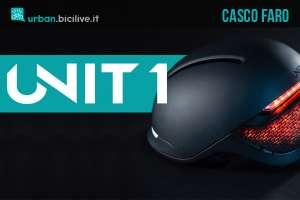 Il casco FARO by Unit 1: protezione smart per il ciclista urban