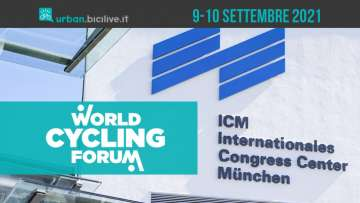 World Cycling Forum 2021: 9-10 settembre Monaco di Baviera