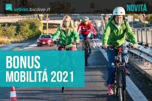 Le novità sui bonus mobilità previsti nel 2021