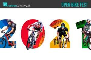 Evento bici Open Bike Fest 2021