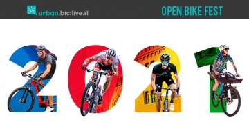 Evento bici Open Bike Fest 2021