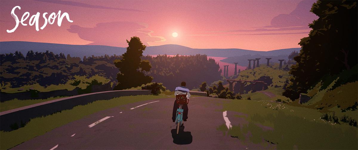 Un'immagine del gameplay di Season 2021 per Playstation 5