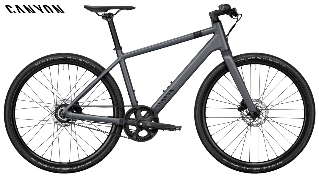 Bicicletta Canyon Commuter 5 2021