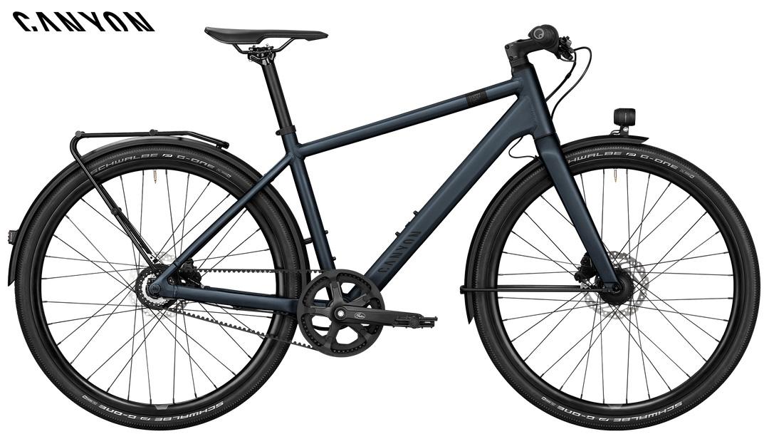 Bici urban Canyon Commuter 6 2021