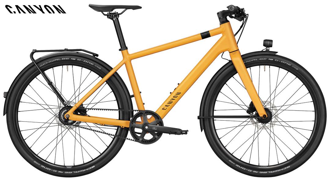 Bici urbana da uomo Canyon Commuter 7 2021