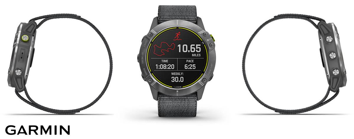 Il nuovo smartwatch per lo sport Garmin Enduro 2021