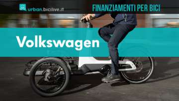 Finanziamenti Volkswagen per acquistare bicilette ed ebike