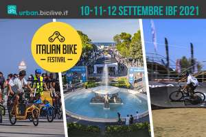 L' Italian Bike Festival conferma l'edizione di quest'anno dal 10 al 12 settembre 2021