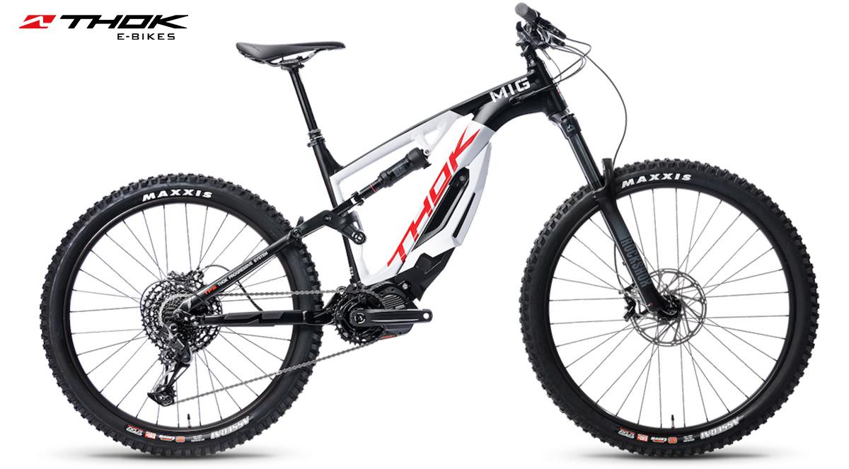 Thok è un marchio che non produce biciclette model year