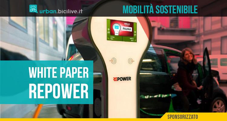 La mobilità sostenibile e i veicoli elettrici: il white paper di Repower
