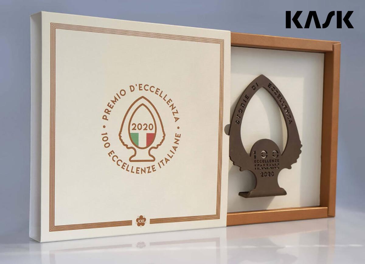Dettaglio del premio 100 Eccellenze Italiane