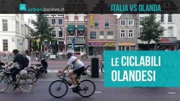 Le piste ciclabili olandesi e le loro caratteristiche