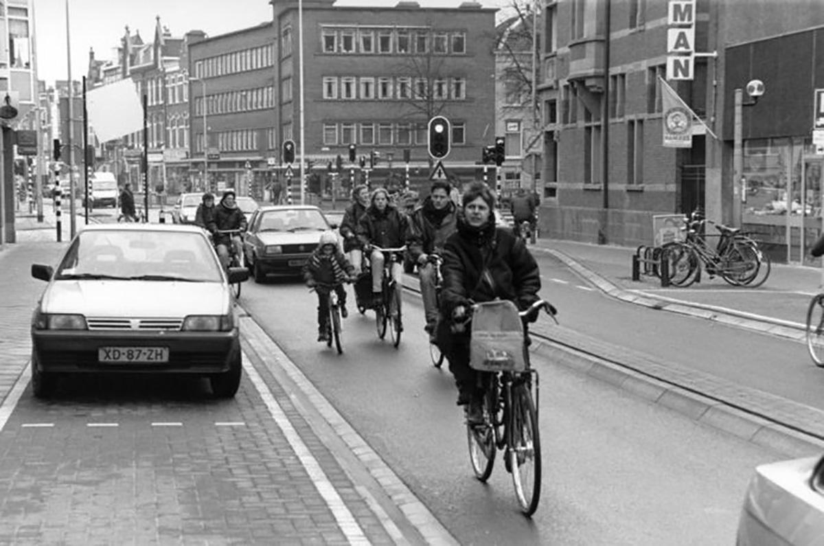 Foto di Utrecht 1996