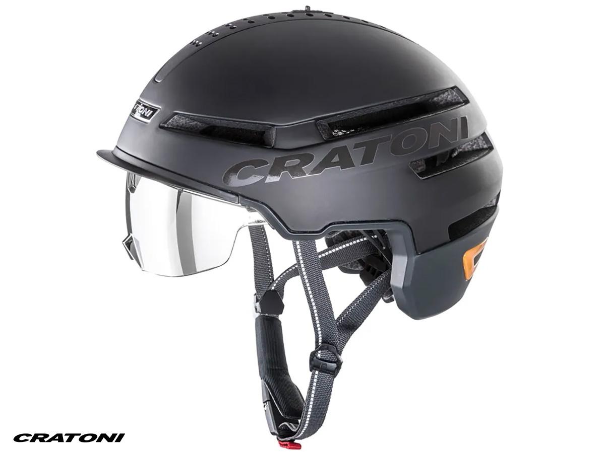 Il nuovo casco segnaletico per ebike Cratoni Smartride 1.2