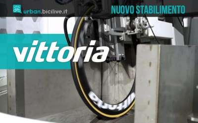 Vittoria apre un nuovo stabilimento di produzione copertoni bici in Tailandia nel 2021